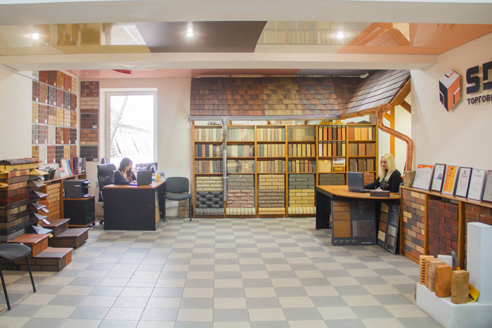 Выставочный зал SDC в Харькове 1
