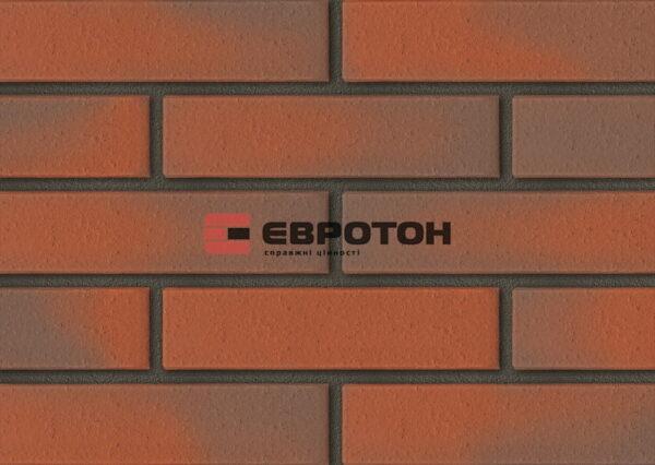 Кирпич облицовочный клинкерный ТМ Евротон Харьков